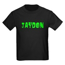 Jaydon Faded (Green) T