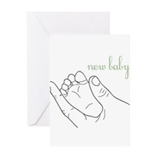 babycard Greeting Cards