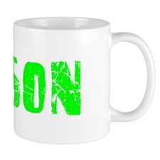 Jayson Faded (Green) Mug