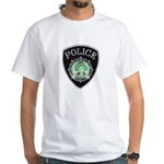 Newport News Police White T-Shirt