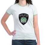 Newport News Police Jr. Ringer T-Shirt