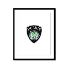 Newport News Police Framed Panel Print