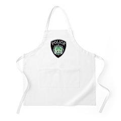 Newport News Police BBQ Apron