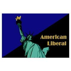 American Liberal (23x35 poster)