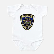 Medford Police Infant Bodysuit