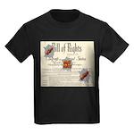 Bill of Rights Kids Dark T-Shirt