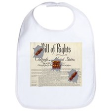 Bill of Rights Bib