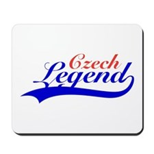 CZECH LEGEND Mousepad