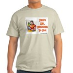 That's Mr. Bartender To You Ash Grey T-Shirt