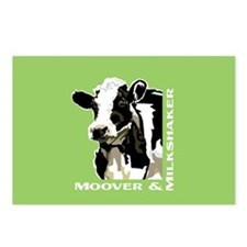 Moover Dairy Cow Postcards (Package of 8)