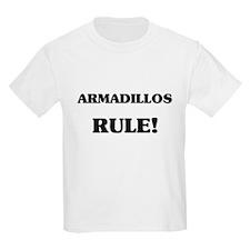 Armadillos Rule T-Shirt