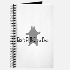 Don't Poke The Bear Journal