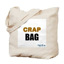 Crap Bag - Tote Bag