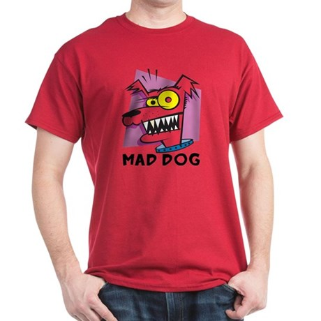 Mad Dog Dark T-Shirt