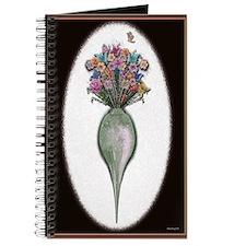 ODD FLOWER VASE Journal