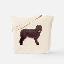 Briard Berger Dog Tote Bag
