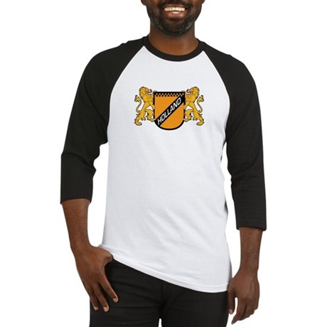 DUTCH COAT IF ARMS Baseball Jersey