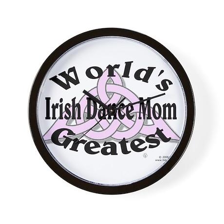 Greatest Mom - Wall Clock