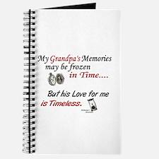Timeless 1 Alzheimer's (Grandpa) Journal