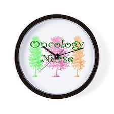 Cool Nurse oncology Wall Clock