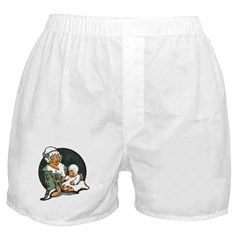 1910's Mother and Baby Boxer Shorts