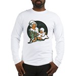 1910's Mother and Baby Long Sleeve T-Shirt