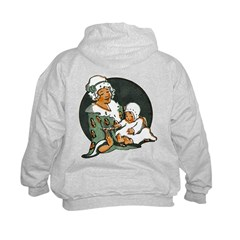 1910's Mother and Baby Hoodie