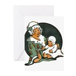 1910's Mother and Baby Greeting Cards (Pk of 10)