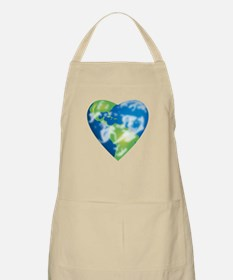 Earth Heart BBQ Apron