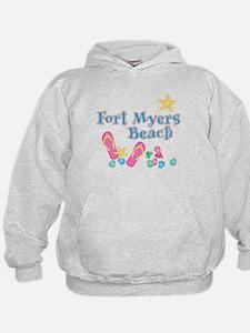 Ft. Myers Beach Flip Flops - Hoodie