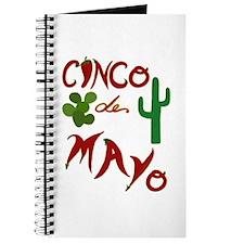 Cinco de Mayo Cacti Journal
