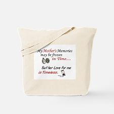 Timeless 1 Alzheimer's (Mother) Tote Bag