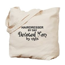 Hairdresser Devoted Mom Tote Bag