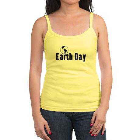 Earth Day Jr. Spaghetti Tank