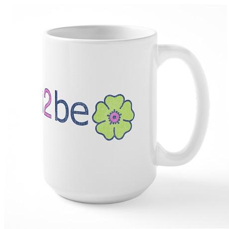 nana2be Large Mug