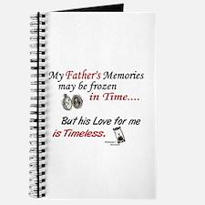 Timeless 1 Alzheimer's (Father) Journal