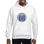 worlds best dad '08 Hooded Sweatshirt