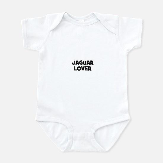 Jaguar lover Infant Bodysuit