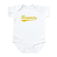 Vintage Bonner (Orange) Infant Bodysuit