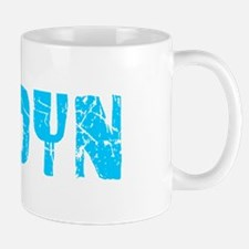 Jordyn Faded (Blue) Mug
