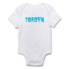 Jordyn Faded (Blue) Infant Bodysuit