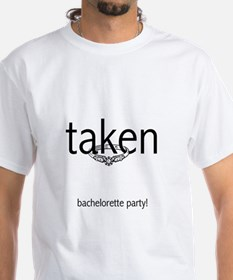 Taken Bachelorette Party Shirt