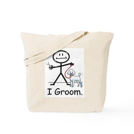 Dog Groomer Tote Bag