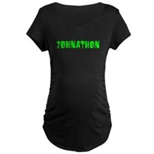Johnathon Faded (Green) T-Shirt
