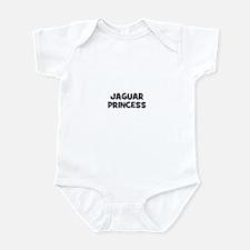 Jaguar princess Infant Bodysuit