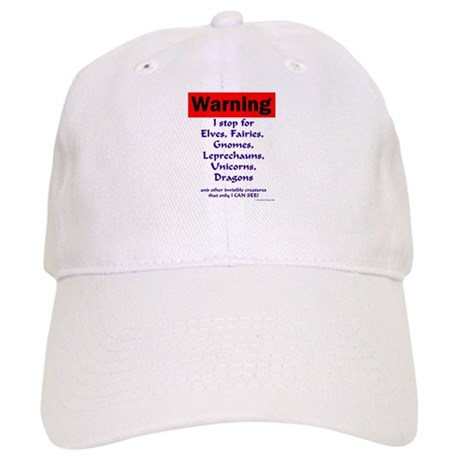 Invisible Things Cap