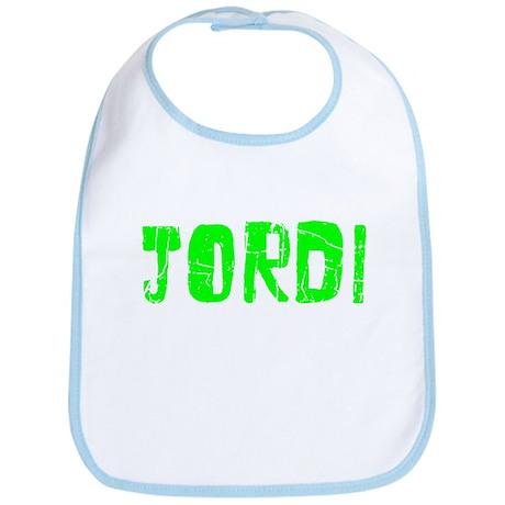 Jordi Faded (Green) Bib