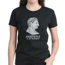 Aristotle Is My Homeboy Tee