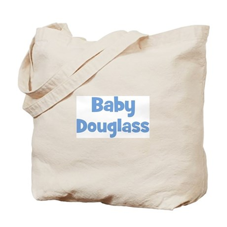 Baby Douglass (blue) Tote Bag