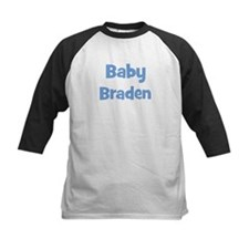 Baby Braden (blue) Tee